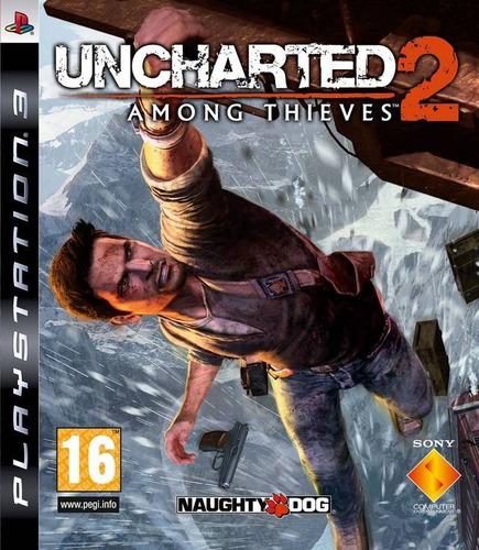 Uncharted 2 Português - Portugal Ps3 Via Psn Original