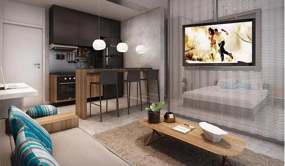 Apartamento Com 1 Dormitório À Venda Por R$ 254.490 - Ap1059