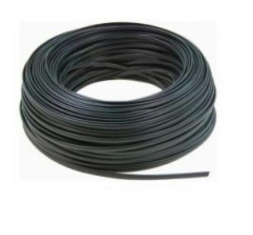 Rollo 100m Cable Uso Rudo 4x14 Argos 100% Cobre