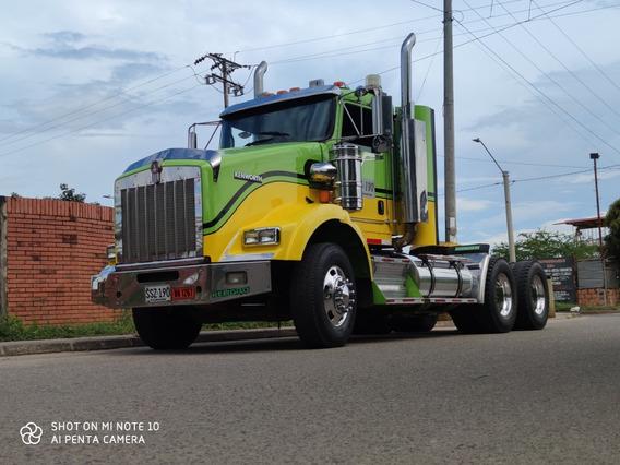 Kenworth T800 2012 Segunda Serie