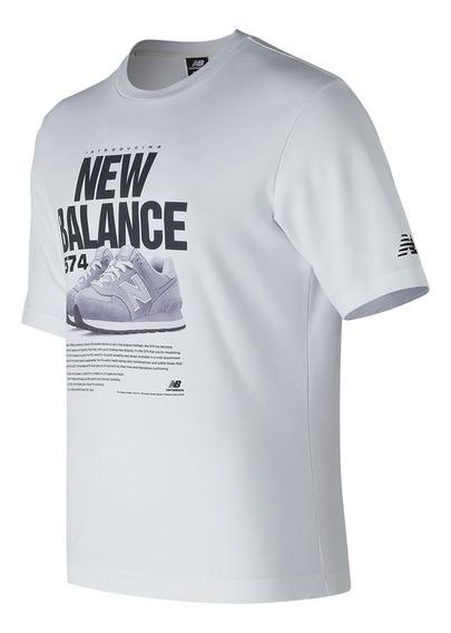 Remera New Balance 574 Hombre Tienda Oficial Grid