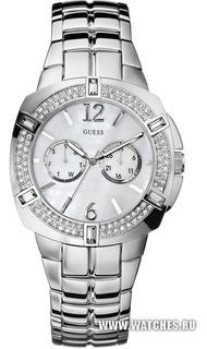 Reloj Guess W13005l1 Agente Oficial Local Barrio Belgrano