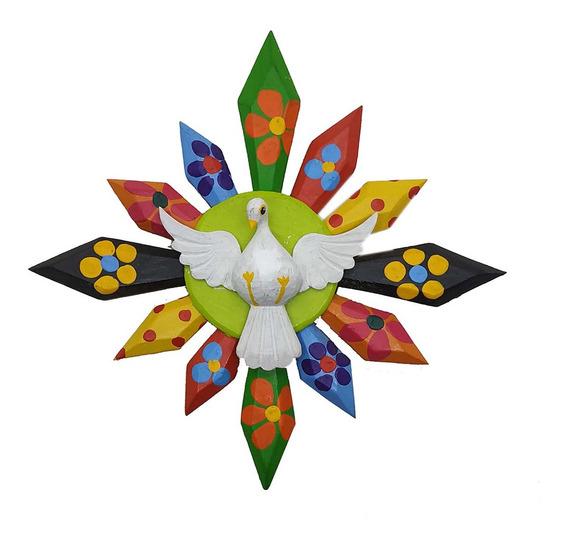 Artesanato Mineiro - Divino Espírito Santo - Resplendor