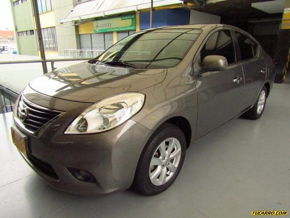 Nissan Versa Mt 1600 Aa