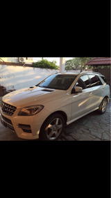 Mercedes Benz Ml 2013