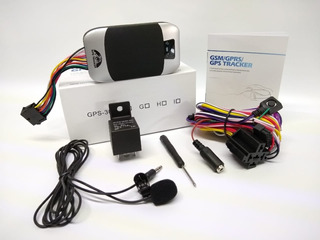 Gps Tracker Localizador Satelital 303f Coban Chip Gratis