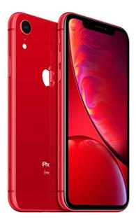 Celular Apple iPhone Xr 256gb 1984ll / 4g / Tela De 6.1 / C