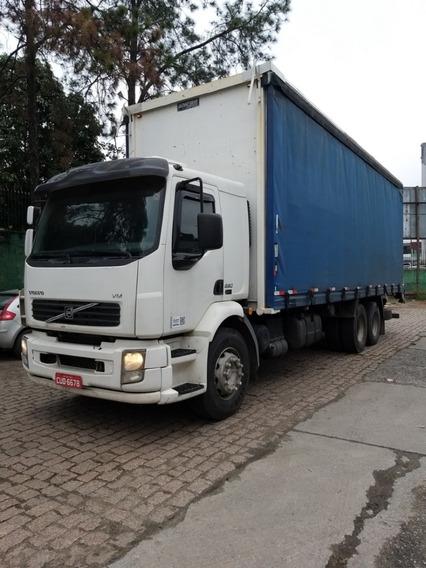 Volvo Vm 260 Truck Baú Sider