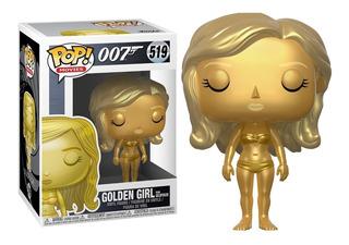 Funko Pop 007 Golden Girl 519