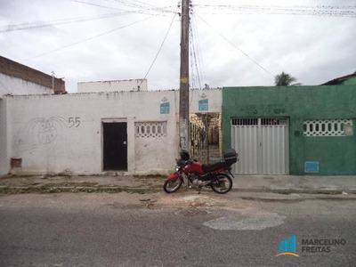 Casa Residencial Para Locação, Álvaro Weyne, Fortaleza - Ca0461. - Ca0461