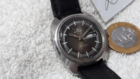 Relógio Edox, Masculino, Automático - Coleção !