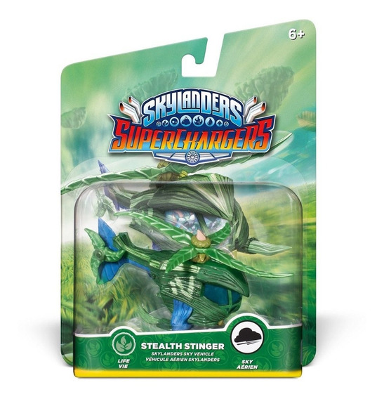 Skylanders Superchargers Vehicle Stealth Stinger Character