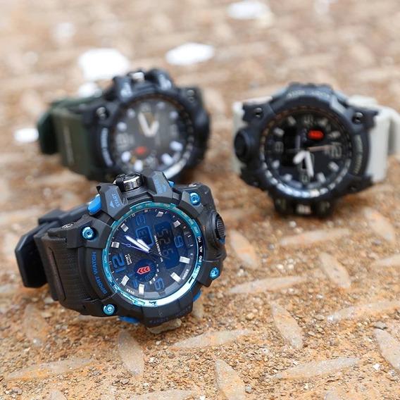 Frete Grátis Relógio Sportwatch A Prova D