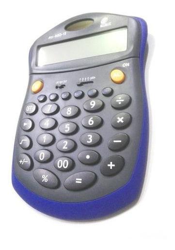 Calculadora De Escritorio Alimentación Solar Y Batería