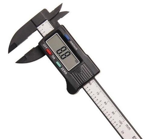 Calibre Digital Electronico Calibrador 0-100 Mm