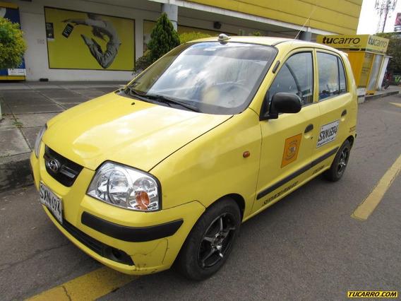 Taxis Hyundai Atos Prime 1.0 Mt