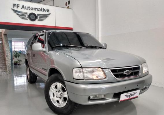 Blazer Dlx 4.3 V6, Impecável, Raridade, 75.800 Km
