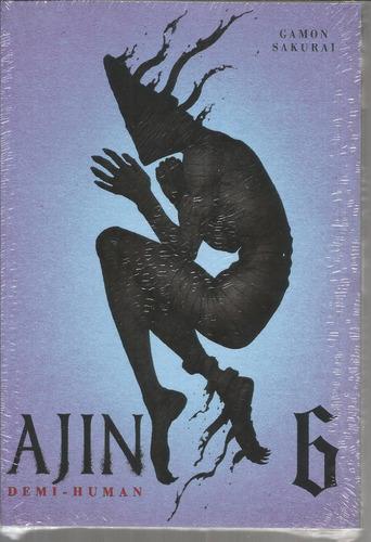 Ajin Demi-human 6 - Panini 06 - Bonellihq Cx126 I19