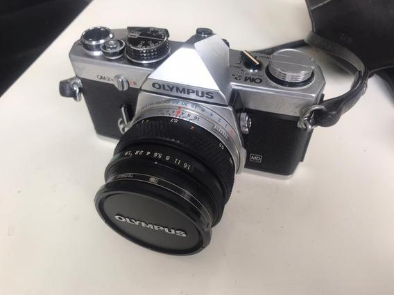 Camera Fotográfica Olympus Mod Om2