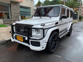 Mercedes Benz G500 Bravus