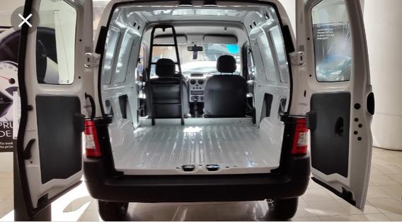 Peugeot Partner 1.4 Furgon Presence Aa 2015 Nueva 19mil K