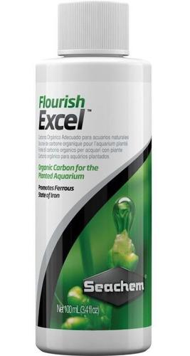 Nutrientes Para Plantas De Acuario Flourish Excel 100ml