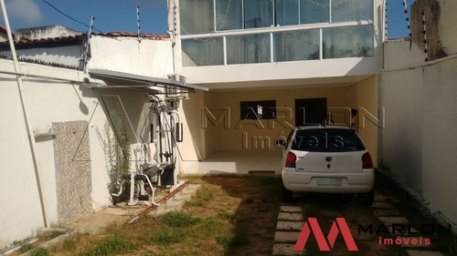 Vc00988 Casa Em Nova Parnamirim Com 500m² Total