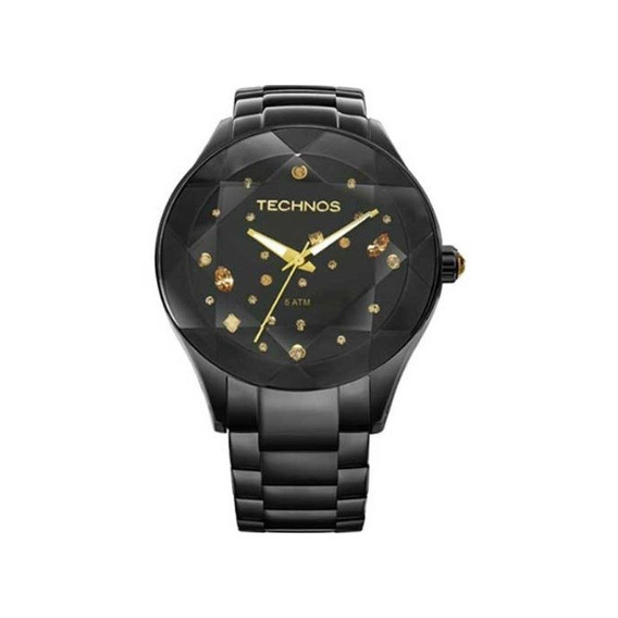 Relógio Technos Feminino Elegance Crystal 2039au/1p