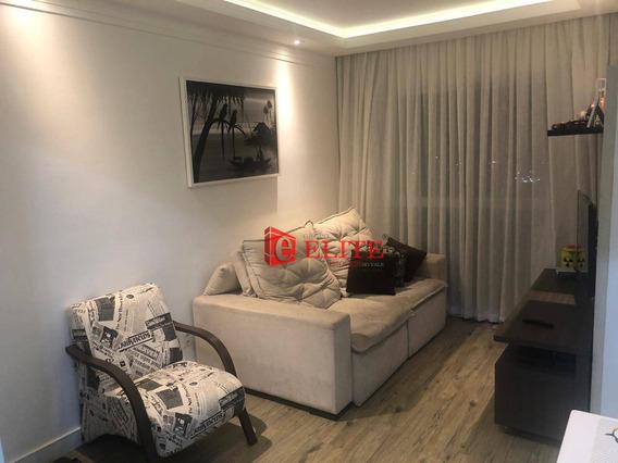Apartamento Com 2 Dormitórios À Venda, 56 M² Por R$ 280.000,00 - Jardim Satélite - São José Dos Campos/sp - Ap3954