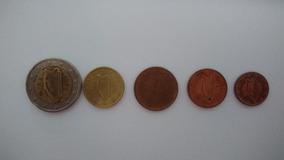 Moeda Euro Da Irlanda - Colecionador