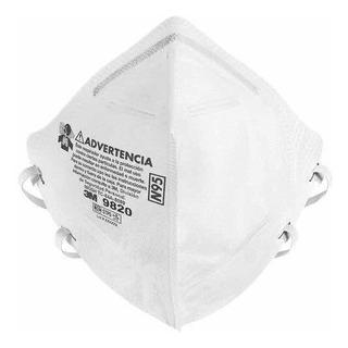 Mascarilla Respirador 3m N95 Modelo 9820