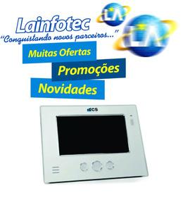 Monitor Coletivo Lcd 7pol Touch Screen Sm812chmv3