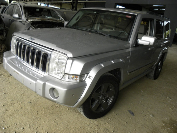 Sucata Jeep Commander Limited 5.7 Hemi 326cv 5p