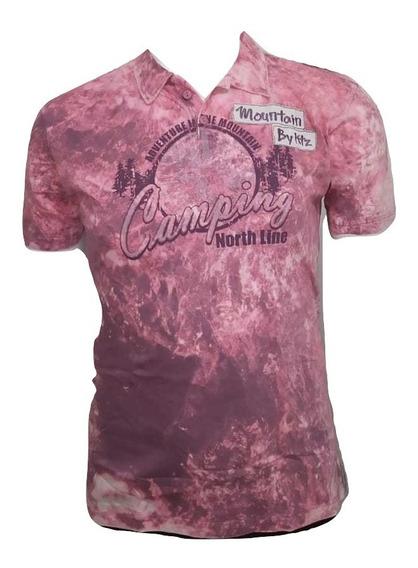 Kit 5 Camisas Tie Dye Masculina Sortida