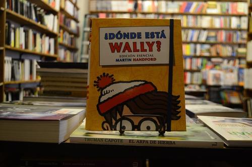 ¿dónde Está Wally? (edición Esencial) Martin Handford.