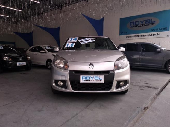 Renault Sandero Privilege 1.6 16v (flex)(aut) Flex Automát