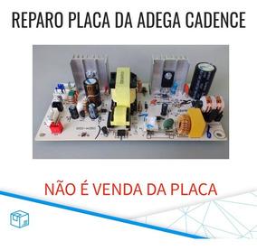 Placa Cadence D04-004 / Dq04-008 Adega Conserto