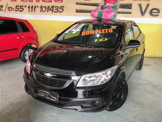 Chevrolet Prisma 1.0 Lt 8v Flex 2014 Completo + My Link