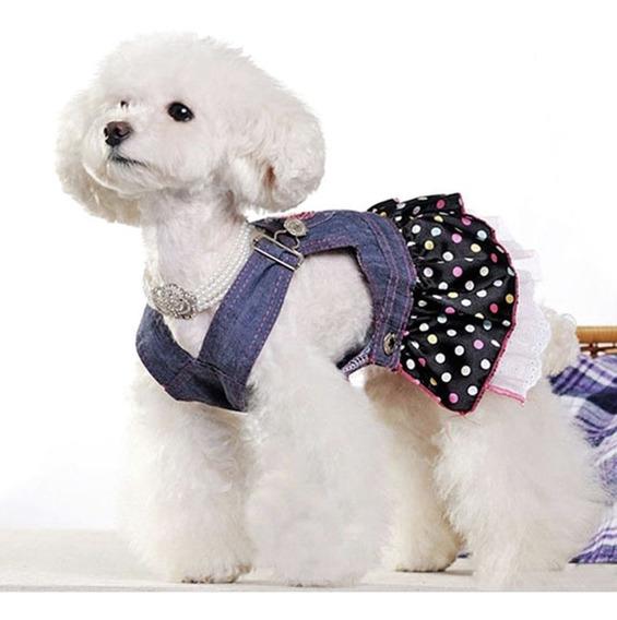 Vestido Perrito Perrita Super Fashion Oberol