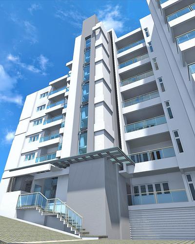 Apartamento En Planos En Moderna Torre De Santiago Wpa28 B
