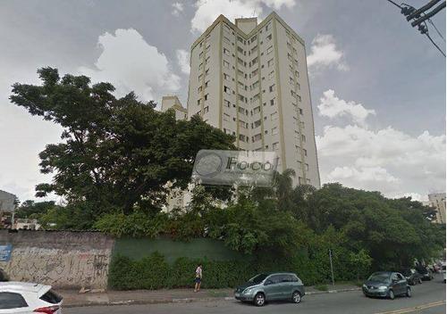 Apartamento Residencial À Venda, Lauzane Paulista, São Paulo - Ap0369. - Ap0369