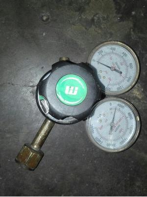 Manometro D Oxigeno Usado En Prefecto Estado