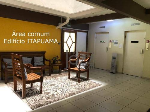 Apartamento A Venda, Cambuí, Campinas. - Ap5519