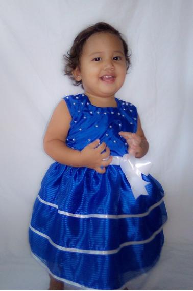 Vestido Niña Bebe Talla 2 Al Precio Publicado