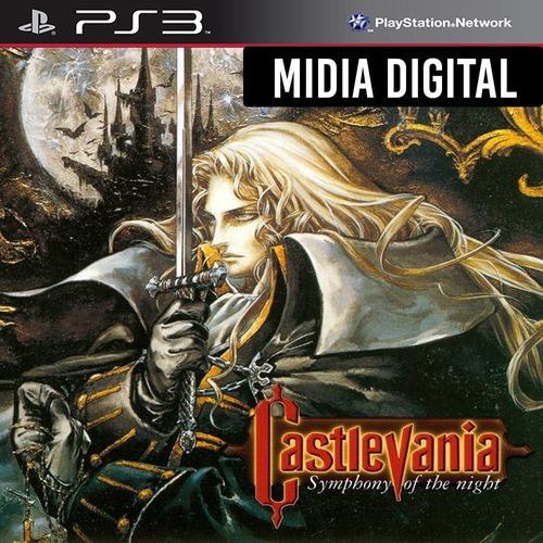 Castlevania Symphony Of The Night - Ps3 Psn*