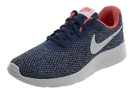 Tenis Nike 844908 404 Tanjun Marino/rosa