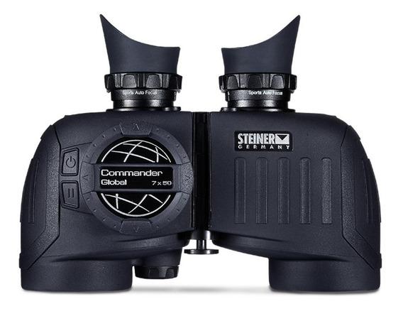 Binóculo Steiner Commander Global 7x50c Com Bussola