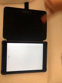iPad 6 32gb Com Capa Couro E Veludo Uag
