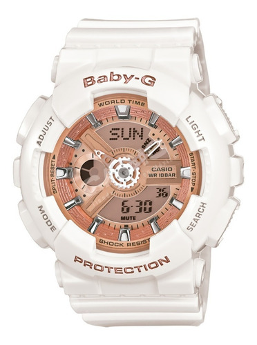 Reloj Casio Baby-g Life And Style Ba-110