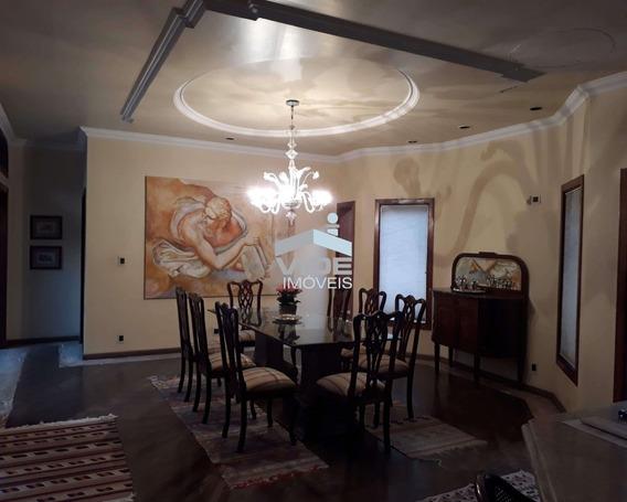 Casa À Venda Em Campinas No Bairro Nova Campinas - Ca03884 - 34340638